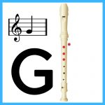 G on a recorder