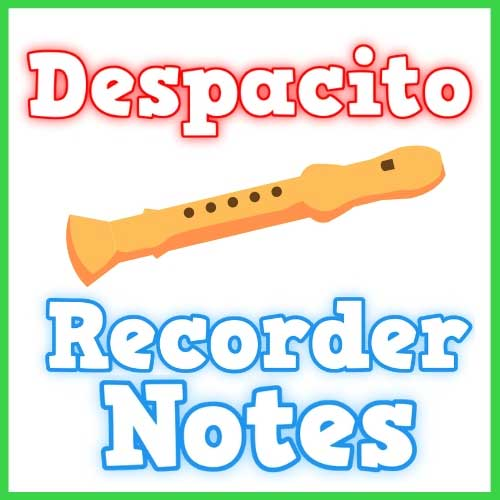 Despacito on Recorder