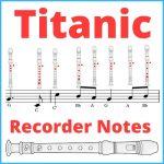 Titanic recorder