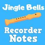 recorder jingle bells