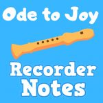 ode to joy recorder