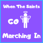 when the saints go marching in music notes for recorder