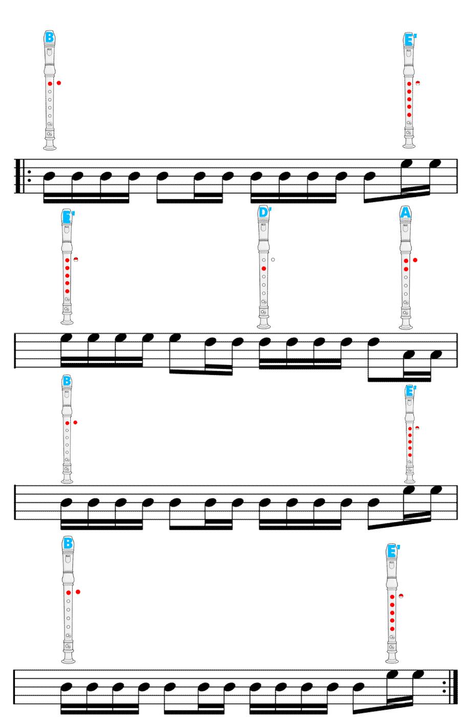 how to play darude sandstorm part 2